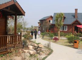 Tiantai Feitou Villa, Tiantai (Leifeng yakınında)