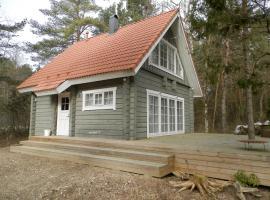 Pätsu Holiday Home with Sauna, Laugu (Sõru yakınında)