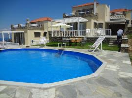 Aegean Blue House 2, Makrotándalon