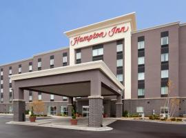Enjoy Breakfast At Hotels Near Valleyfair Amut Park Hampton Inn Minneapolis Bloomington West