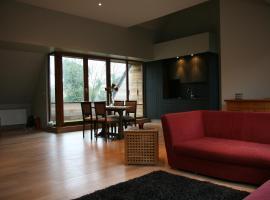 Apartment Riverhouse, Gent (Meerskant yakınında)