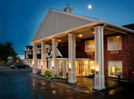 Maritime Inn Port Hawkesbury, Port Hawkesbury (Guysborough yakınında)