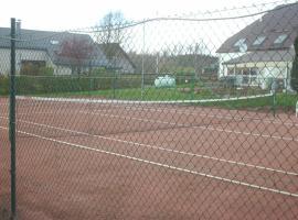 Accueil de l'Est, Butgenbach (Nidrum yakınında)