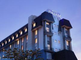 Dafam Hotel Semarang Bintang 4