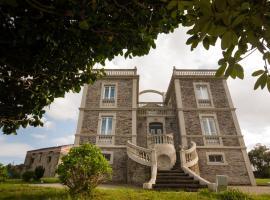 Hotel Rural Villa Auristela, Villapedre (Cabrafigal yakınında)