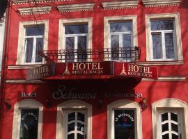 Hotel Sekwana, Częstochowa