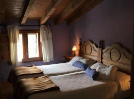 Hotel Rural La Fonda Leal, Zuzones (Alcubilla de Avellaneda yakınında)