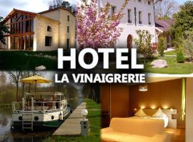 Hôtel La Vinaigrerie
