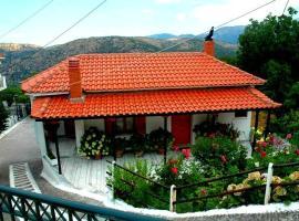 Dafni Apartments, Kastri