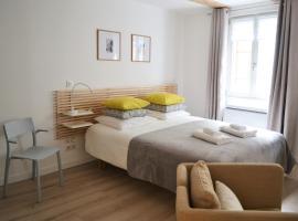 Studio Maison Verte Colmar Centre