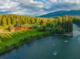 Bear Claw Lodge, Kispiox