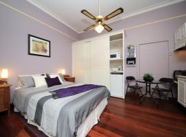 Dawson Accommodation