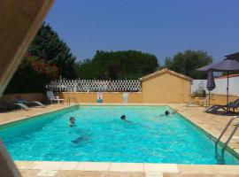 Camping L'olivier, Massillargues-Attuech