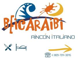 Beicaraibi Rincón Italiano, Punta Rucia (La Costa de Buen Hombre yakınında)