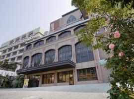 Hotel Tsubakikan Honkan