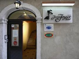 Hotel James Joyce, Trst