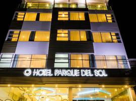 Hotel Parque Del Sol, Montería (Cereté yakınında)