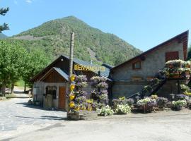 Camping Serra, Lladorre (рядом с городом Lleret)