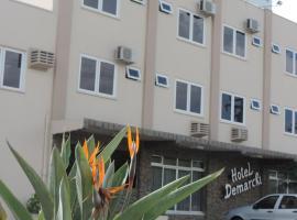 Hotel Demarchi, Rio do Sul (Blinha yakınında)