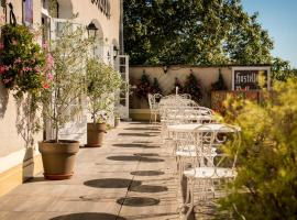 Hostellerie Bellevue, Rocamadour