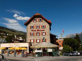 施庫爾貝拉瓦爾酒店