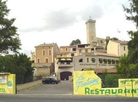 Hotel La Fontaine, Saint-Martin-de-Brômes