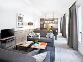 Luxury 3 Bedroom Le Marais