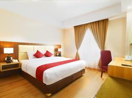Orchardz Hotel Bandara, Tangerang