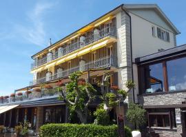Baron Tavernier Hotel & SPA, Chexbres (Grandvaux yakınında)
