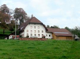 Kussenhof, Oberspitzenbach (Biederbach Baden-Württemberg yakınında)