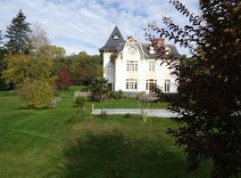 Villa Eugénie, Hauterives (рядом с городом Marcollin)