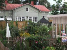 Kvarteret Sillen, Таммисаари (рядом с городом Raseborg)
