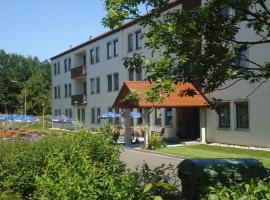 Landhotel zur Alten Kaserne, Ebern (Untermerzbach yakınında)