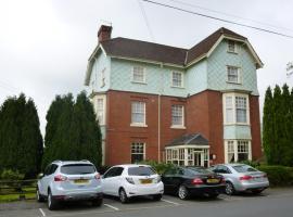 Lasswade Country House & Restaurant, Llanwrtyd Wells
