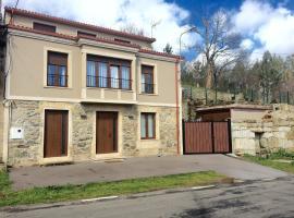 Casa Victoriano, Melide (рядом с городом Moldes)