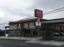 Anaheim Lodge, Anaheim (in de buurt van Stanton)