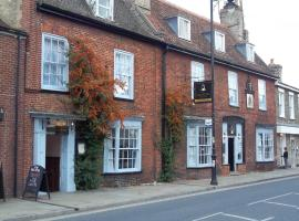 The Bell Hotel, Mildenhall