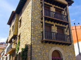 Casa Rural El Lavadero, Bronchales (Orihuela del Tremedal yakınında)
