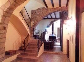 Casa Rural Les Caixes, Sant Mateu (рядом с городом Salsadella)