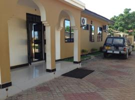 Victoria Hotel, Mtwara (рядом с регионом Lindi Urban)