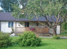Huset mitt i byns Gästgiveri