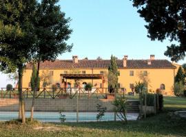 Apartment Il Granaio, Guasticce (Mortaiolo yakınında)
