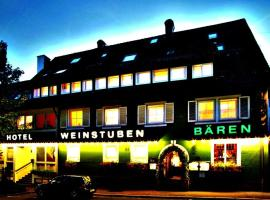 Hotel Restaurant Bären, Freudenstadt