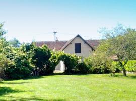 Holiday Home Beau Champ, Vitry-sur-Loire (рядом с городом Paray-le-Frésil)