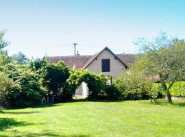 Holiday Home Beau Champ, Vitry-sur-Loire (рядом с городом Gannay-sur-Loire)