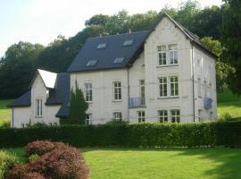 Holiday Home Le Grand Manoir D Ostenne, Plagneau (рядом с городом Eppe-Sauvage)