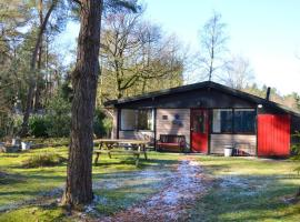 Holiday Home Huisje Bos & Veld