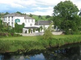 The Ken Bridge Hotel, New Galloway (рядом с городом Dalry)