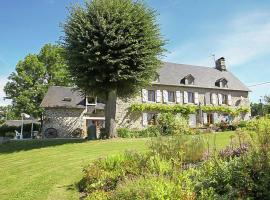 Villa Le Tilleul 8P, Lavignac (рядом с городом Ussel)