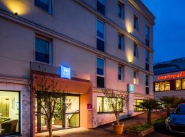 Hotel ibis budget Chatillon Paris Ouest, Шатильон (рядом с городом Кламар)